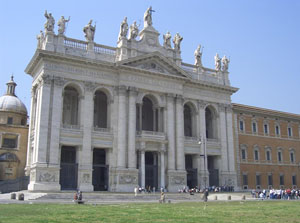 Basilica di San Giovanni in Laterano 1