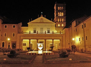 Sancta Cecilia by night