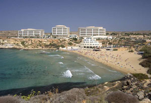 Malta - Golden Bay