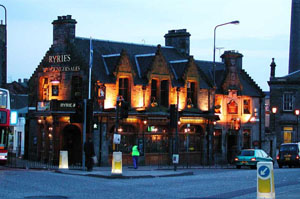 Ryrie's-pub