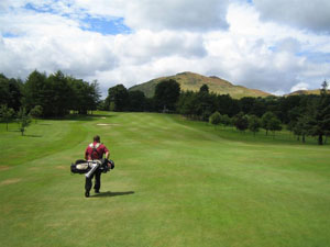 teren de golf in EDINBURGH
