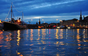 Reflections of Stockholm