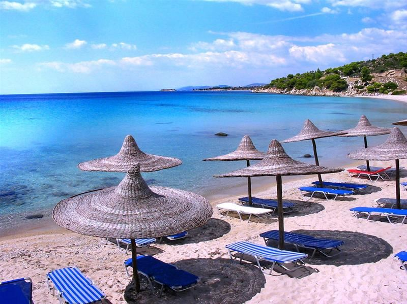 Early Booking HALKIDIKI 2019