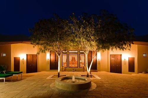 AL MAHA DESERT RESORTAND SPA