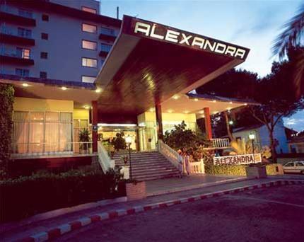 ALEXANDRA SPANIA