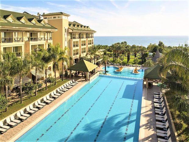 ALVA DONNA BEACH RESORT COMFORT TURCIA