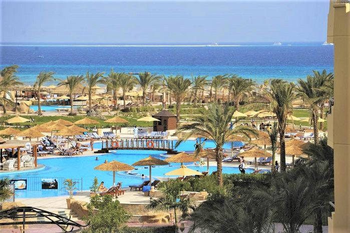 AMWAJ BLUE BEACH RESORT AND SPA EGIPT