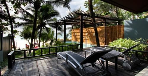 ANDAMAN WHITE BEACH RESORT THAILANDA