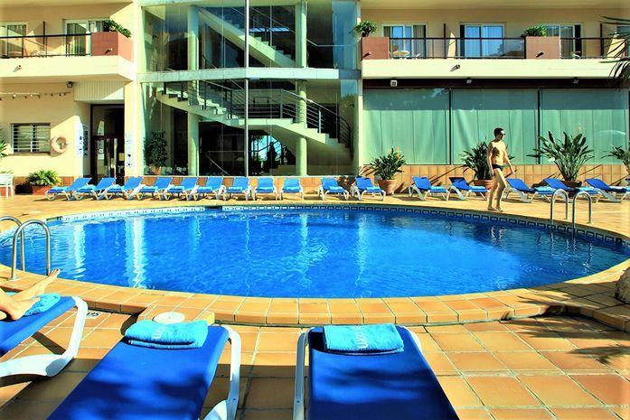 AQUA HOTEL NOSTRE MAR SPANIA