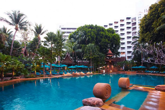 AVANI PATTAYA RESORT AND SPA (EX MARRIOTT)