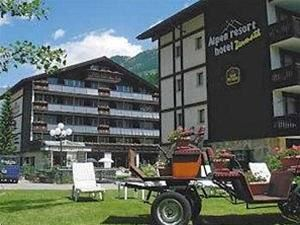 BEST WESTERN ALPEN RESORT ELVETIA