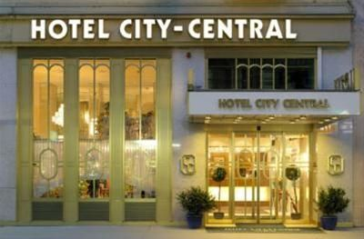 BEST WESTERN CITY CENTRAL