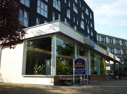 BEST WESTERN GRAND CITY FRANKFURT