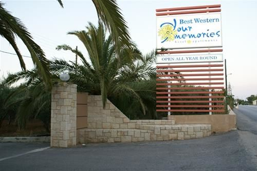 BEST WESTERN YOUR MEMORIES CRETA