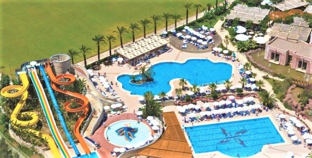 BLUE WATERS CLUB AND RESORT 6