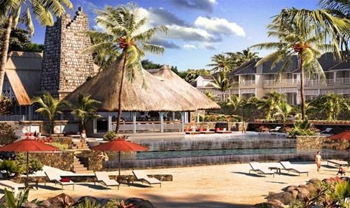 CENTARA GRAND AZURI RESORT AND SPA MAURITIUS