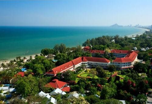 CENTARA GRAND BEACH RESORT HUA HIN