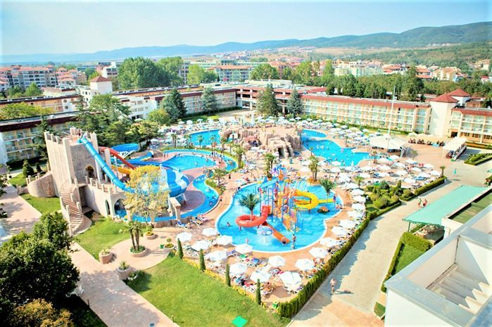 DIT EVRIKA BEACH CLUB BULGARIA