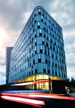 COURTYARD BY MARRIOTT MESSE