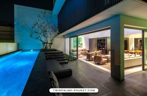 DUPLEXES & PENTHOUSES AT TWINPALMS PHUKET