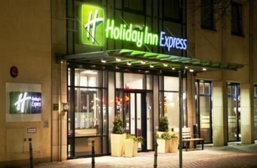 EXPRESS BY HOLIDAY INN BERLIN CITY CENTER