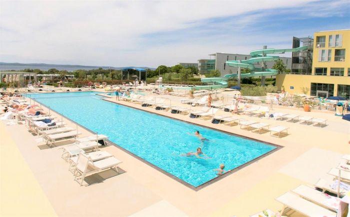 Hotel FALKENSTEINER FAMILY DIADORA Dalmatia de Nord CROATIA