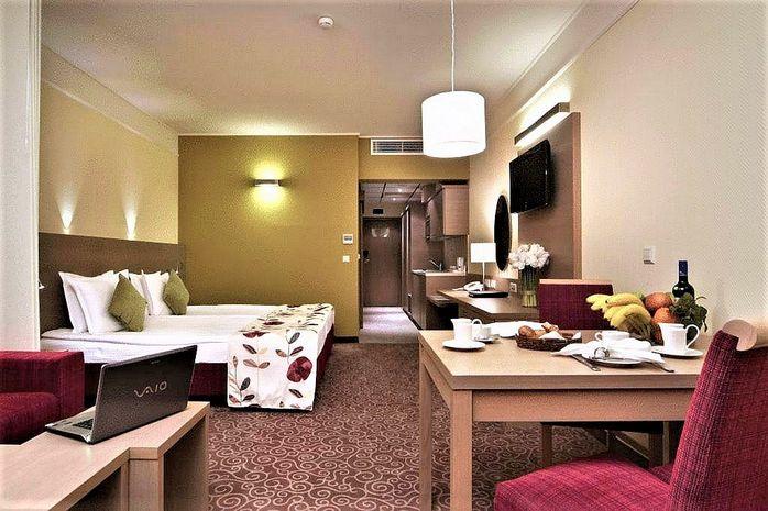 Hotel FLAMINGO GRAND HOTEL&SPA ALBENA