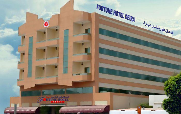 Hotel fortune deira dubai for Adda salon cartierul latin