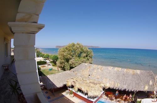 GALINI BEACH AND EDEN GRECIA