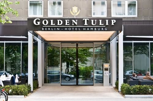 GOLDEN TULIP HAMBURG