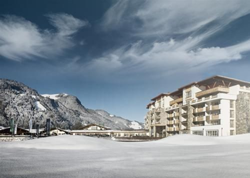 GOLF AND SKI RESORT GRAND TIROLIA