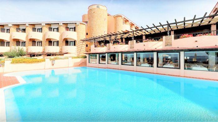 GRAND HOTEL SMERALDO BEACH ITALIA