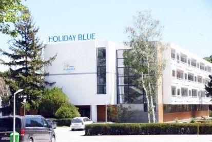 HOLIDAY BLUE