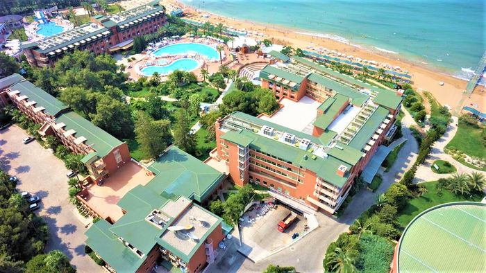 HOLIDAY CLUB PEGASOS RESORT TURCIA