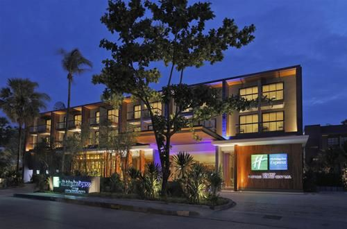 HOLIDAY INN EXPRESS PATONG BEACH CENTRAL