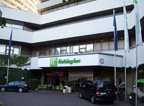 HOLIDAY INN FRANKFURT CITY-SOUTH CONFERENCE CENTRE