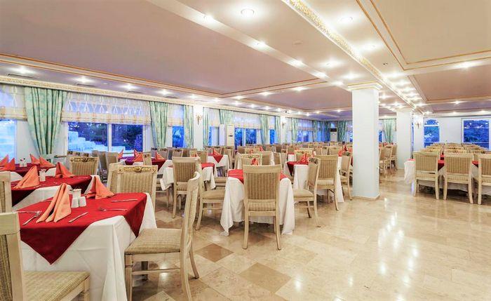 Hotel ACG PALACE ALANYA TURCIA