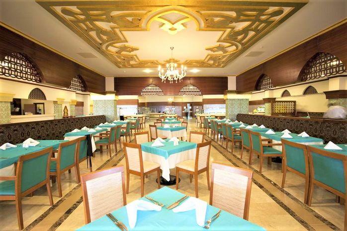 Hotel ADALYA RESORT AND SPA SIDE