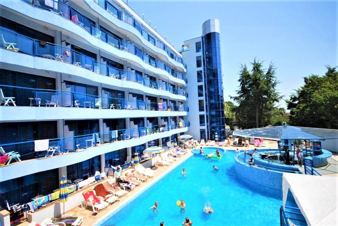 Hotel AFRODITA Nisipurile de Aur BULGARIA