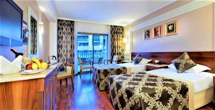 Hotel ALBA QUEEN SIDE