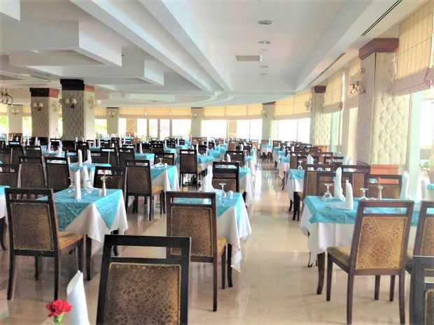 Hotel ALBA ROYAL SIDE TURCIA