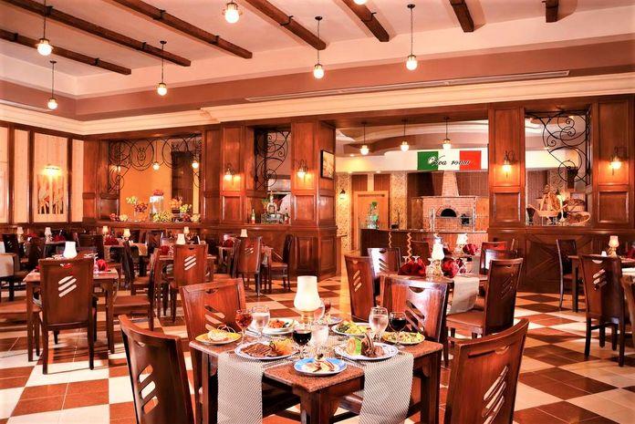 Hotel PALACE RESORT HURGHADA EGIPT
