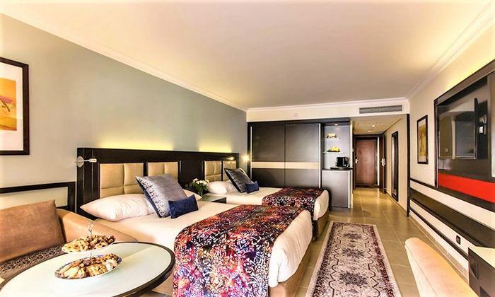 Hotel ALBATROS WHITE BEACH RESORT HURGHADA EGIPT