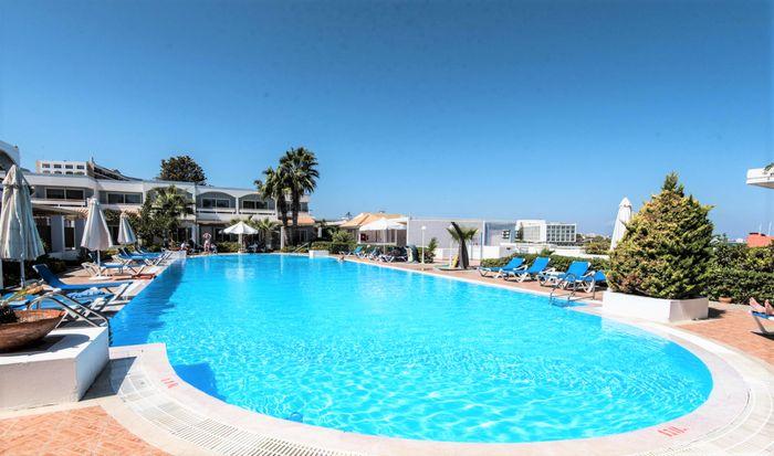 Hotel ALDEMAR PARADISE VILLAGE RHODOS GRECIA