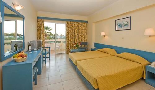 Hotel ALEX BEACH RHODOS GRECIA