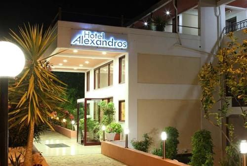Hotel ALEXANDROS LEFKADA GRECIA