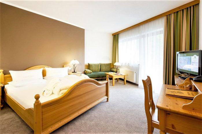 Hotel ALMWELLNESS TUFFBAD DORFL STYRIA