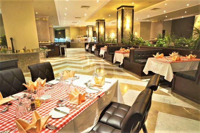 Hotel AMC ROYAL RESORT HURGHADA EGIPT
