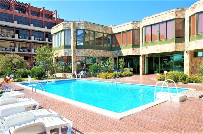 Hotel AMFIBIA BEACH SUNNY BEACH
