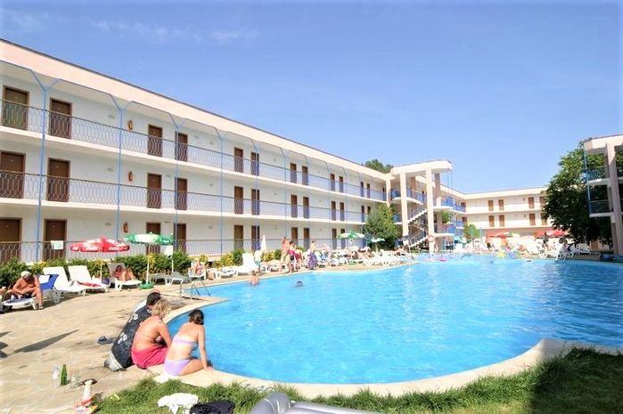 Hotel AMFORA BEACH SUNNY BEACH BULGARIA